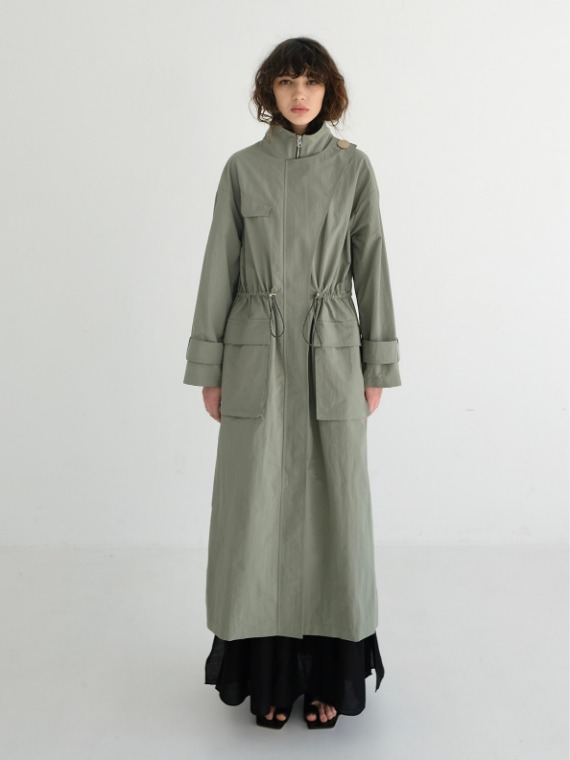 [FINAL SALE] BOBBY SAFARI TRENCH COAT